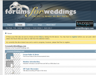 forums for weddings preview2