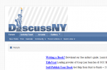 discussny screen