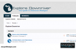 explore downriver forum