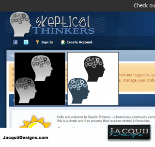 skeptical thinkers