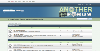 another amin forum2 screen