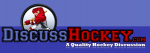 discuss hockey logo