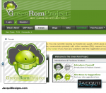 green rom project