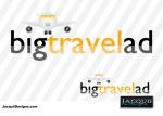 big travel ad